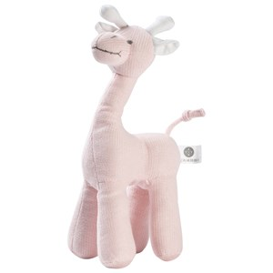 Image of STOY Pink Giraffe Soft Toy (3056055345)