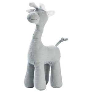 Image of STOY Grey Giraffe Soft Toy (3056055347)