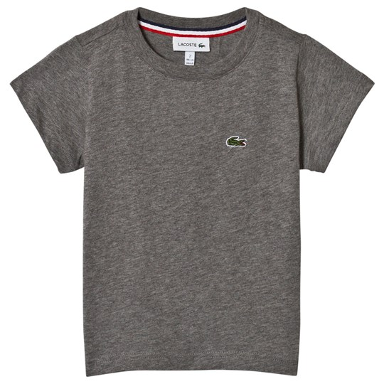 Lacoste T-Shirt Grey UWC