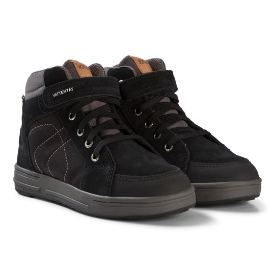 Kavat Landby Lace WP Shoes Black 911 Black
