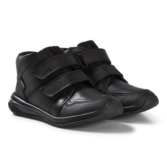 Clarks Hula Spin GORE-TEX® Shoes Black Leather Black Leather