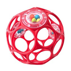Oball Oball™ Rattle™ Red