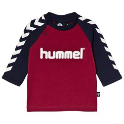 Hummel Ryan T-shirt Rumba Red