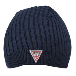 Guess Hat Navy Wash Blue