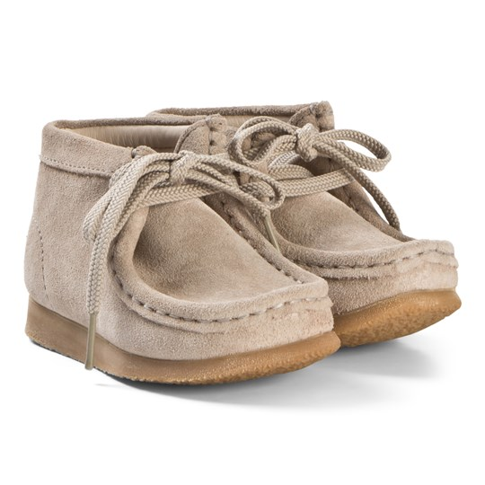 Clarks Wallabee Boots Sand Suede Sand Suede