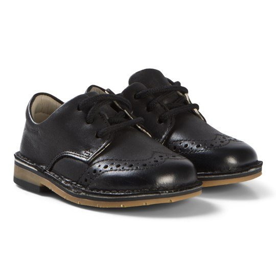 Clarks Comet Heath Shoes Black Leather Black Leather