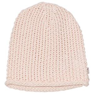 Image of The Little Tailor Pink Bobble Stitch Knitted Beanie 6-12 months (1207377)