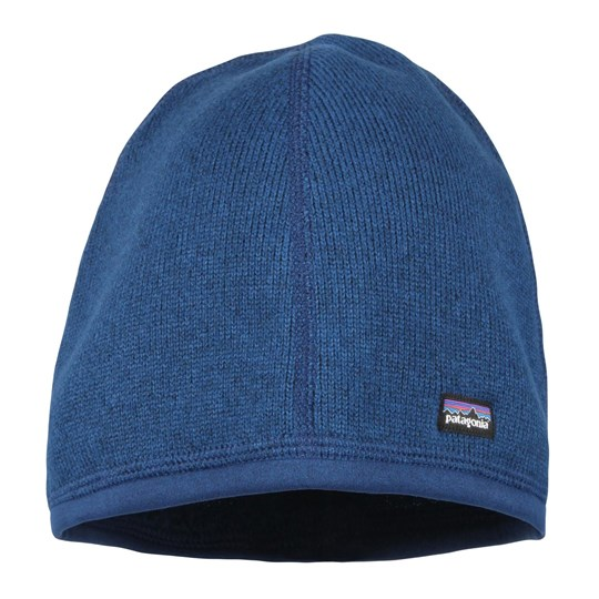 Patagonia Kids Better Sweater Hat Blue Blue