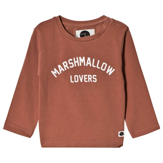 Sproet & Sprout Marshmallow Lovers Tee Washed Cedar WASHED CEDAR
