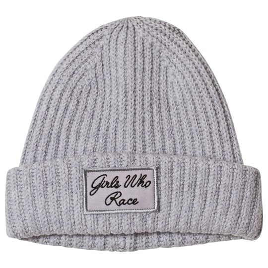 Little Remix Vato Racing Hat Grey Melange Grey Melange