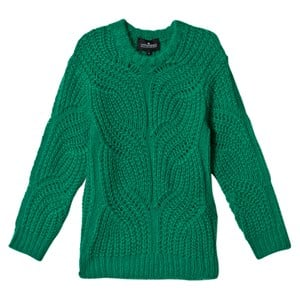 Image of Little Remix Vicki Cable Sweater Apple Green 12 år (1138169)