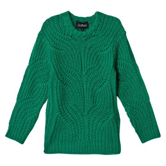 Little Remix Vicki Cable Sweater Apple Green Apple Green