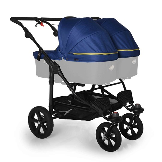 TFK Twin Trail Barnvagn Twilight Blue 2018 Twilight Blue