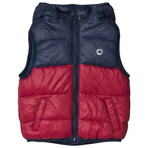 Image of Mayoral Navy and Red Reversible Gilet 24 months (3056088627)
