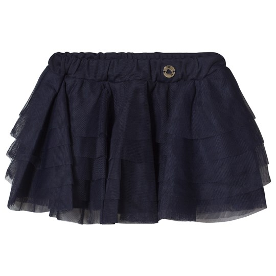 Mayoral Navy Tulle Skirt 39