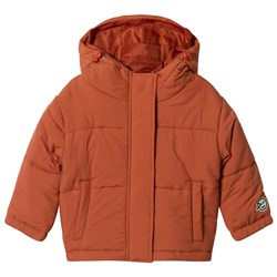 Wynken Breakers Puffer Jacket Rust