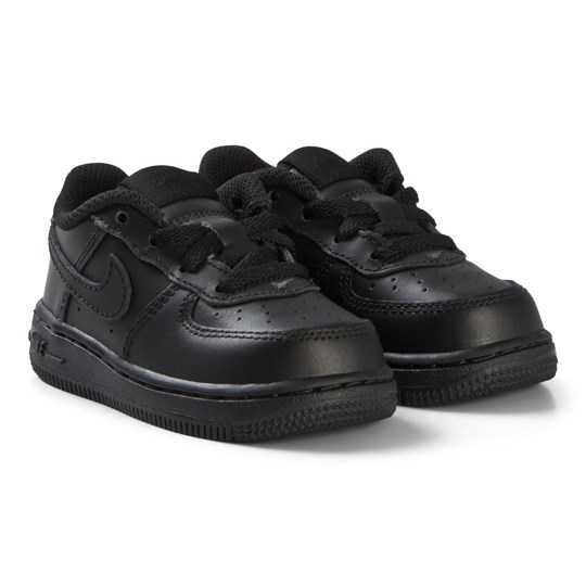 NIKE Black Force 1 Infants Shoes 009