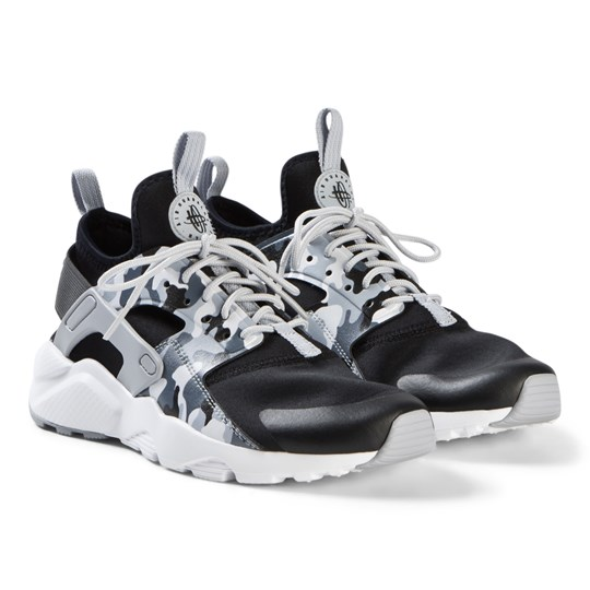 new concept c03e9 f2701 ... authentic nike huarache run ultra print skor svart grå 001 368f6 27576