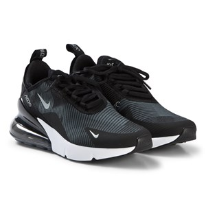 Image of NIKE Air Max 270 sko Black and Grey 39 (UK 6) (3056096527)