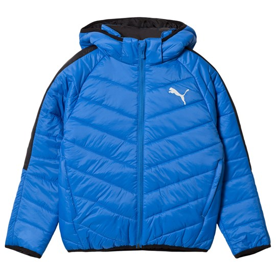Puma Blue Active Puffer Jacket Strong Blue
