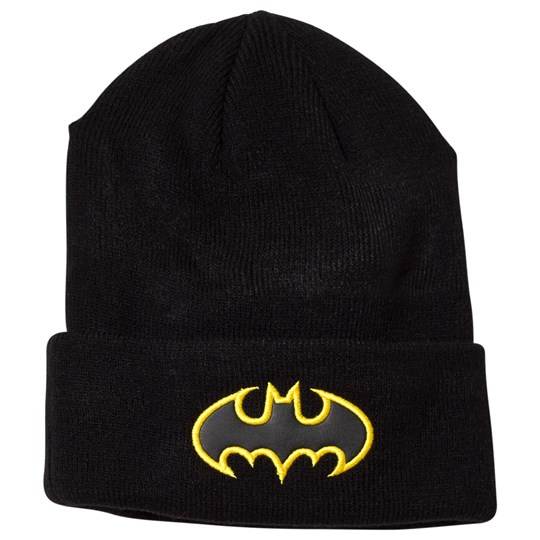 Puma Justice League Batman Beanie Black Black