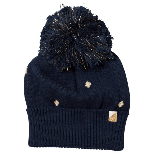 Blune - Oh My Beanie Navy Gold - Babyshop.com e524fbac811