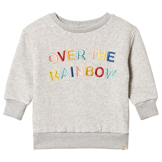 Blune Over The Rainbow Sweatshirt Heather Grey Grey