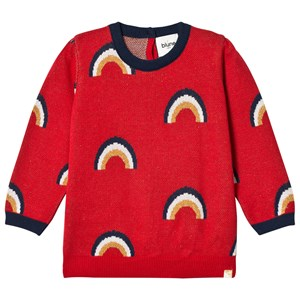 Image of Blune Over The Rainbow Sweater Red 8 år (3056067335)