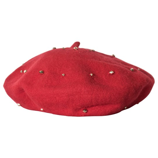 Mayoral Red Studs Beret 67