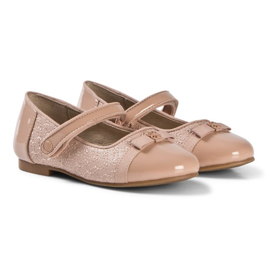 Mayoral Makeup Padded Mary Jane Shoes 88