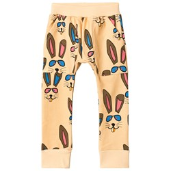 Gardner and the gang Hang Out Pants Benny Bunny Beige