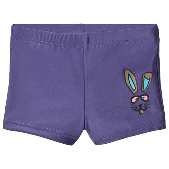 Gardner and the gang Swim Pants Benny Bunny Navy Blue Navy Blue