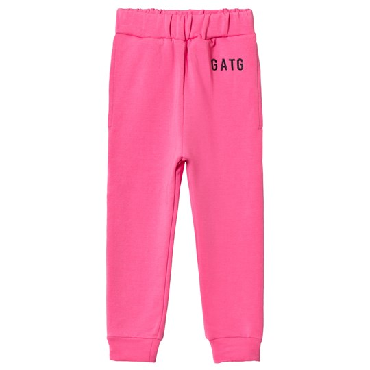 Gardner and the gang Tracksuit Pants World Champion Pink Pink