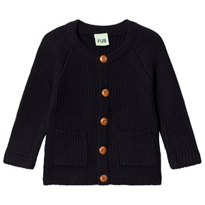 Image of FUB Baby Cardigan Navy 68 cm (4-6 mdr) (3056096195)