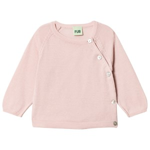 Image of FUB Baby Basic Cardigan Rose 86 cm (1-1,5 år) (3056096081)