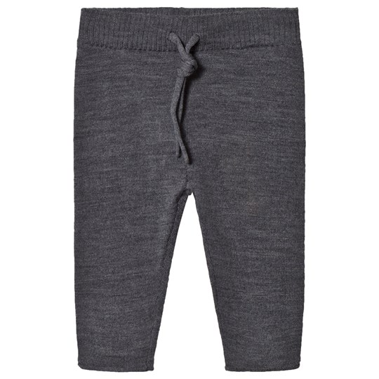 FUB Baby Straight Pants Grey Sort