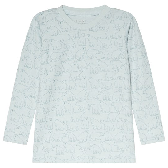 Hust&Claire Awo Tee Green Milky mint
