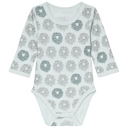 Hust&Claire Baloo Baby Body Green