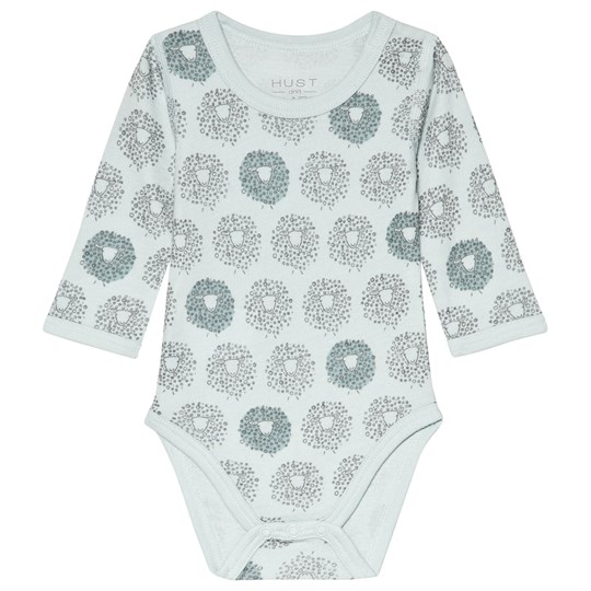 Hust&Claire Baloo Baby Body Green Milky mint