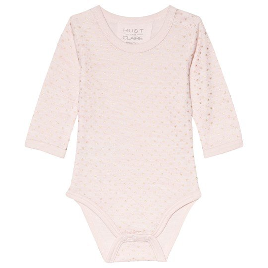 Hust&Claire Baloo Baby Body Pink Rosie