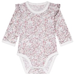 Hust&Claire Bibi Baby Body Off-White