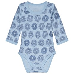 Hust&Claire Baloo Baby Body Blue