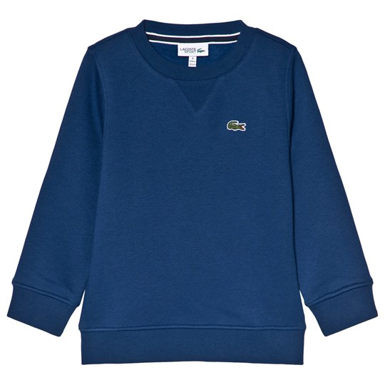 Lacoste Classic Training Sweater Navy CC3