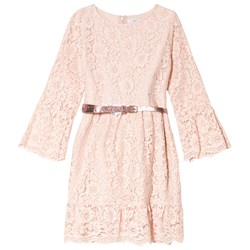 Mayoral Nude Lace Dress