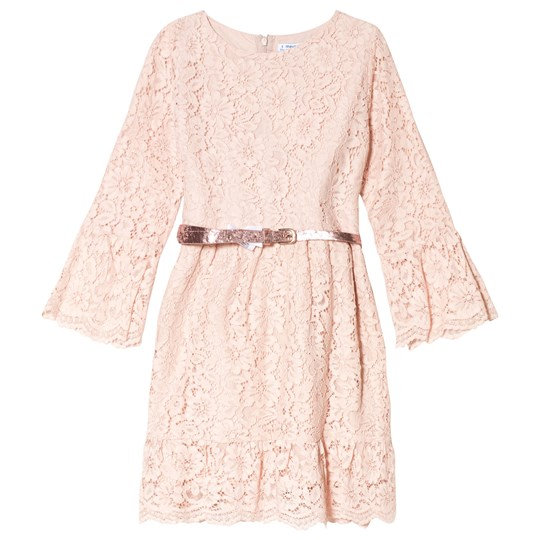 Mayoral Nude Lace Dress 88