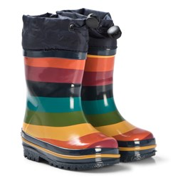Molo Wellies Sejer Rainbow Stripe