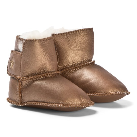 Molo Baby Shoes Dust Copper Coin Copper Coin