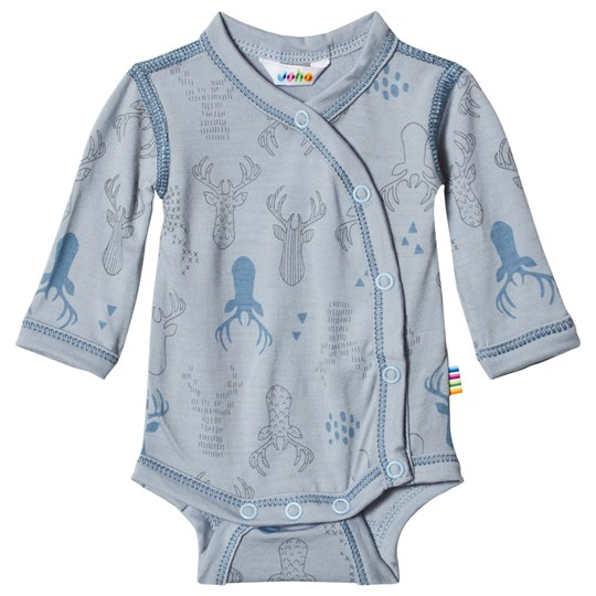 Joha Wrap Baby Body Moose Moose Boy