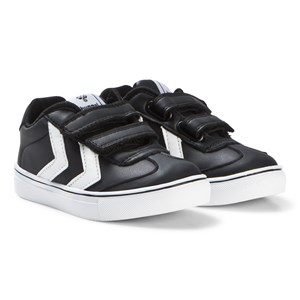 Image of Hummel Hop Jr sko Black 30 EU (3056102671)