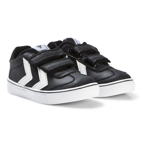 Hummel Hop Jr Shoes Black Black